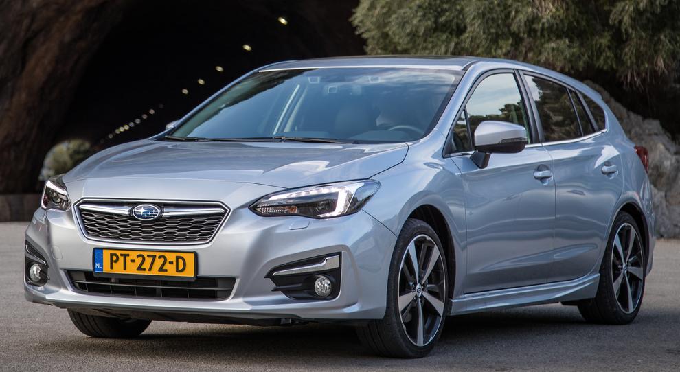 La nuova Subaru Impreza