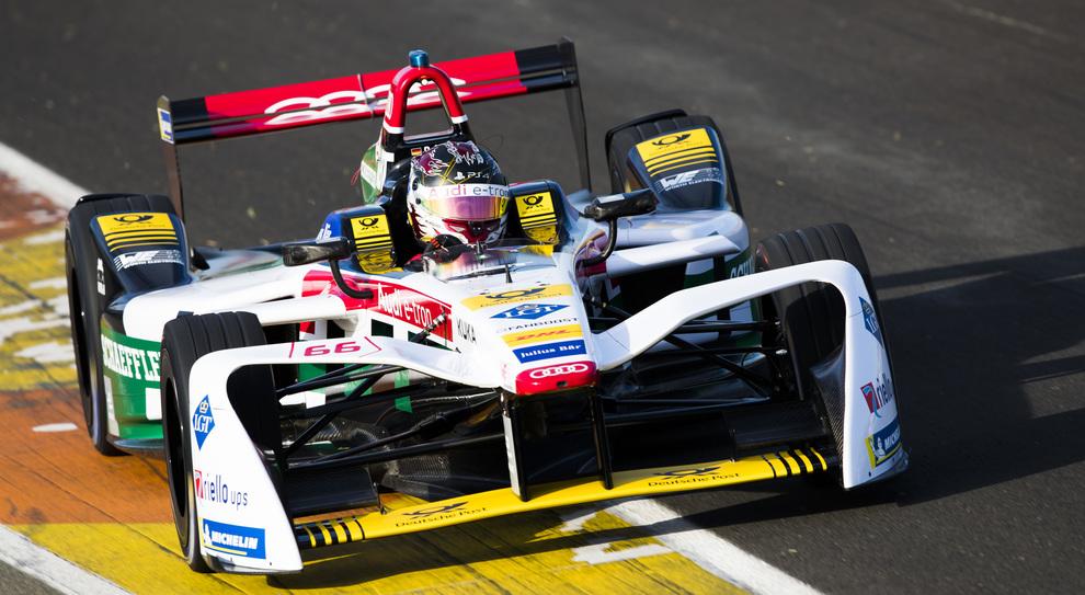 L'Audi di Daniel abt trionfa nell'E-Prix di Berlino