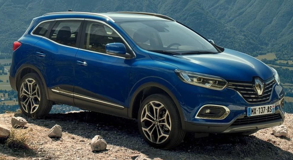La rinnovata Renault Kadjar