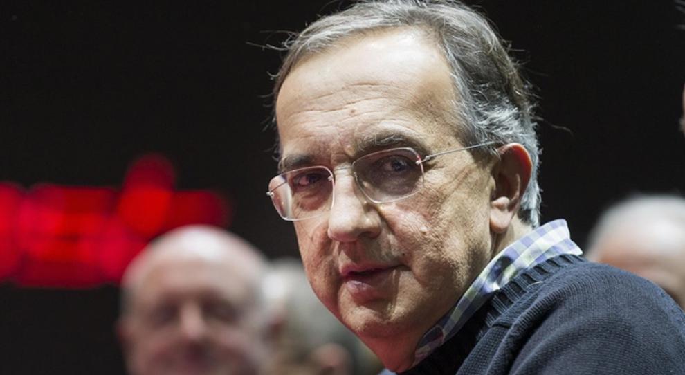 Sergio Marchionne; ad di Fca