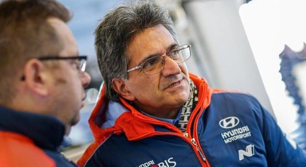 Michel Nandan, team principal della Hyundai Motorsport