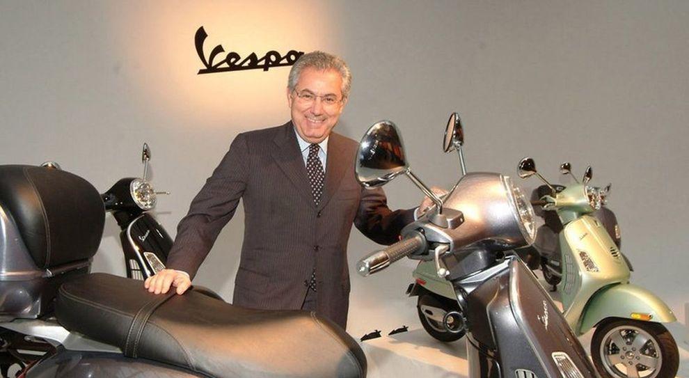 Roberto Colaninno, presidente di Piaggio