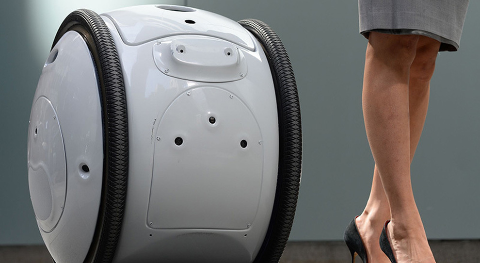 Il Gita è un robot carrier della tipologia Follow Me, in grado di trasportare pesi fino a 20 kg mentre segue l'operatore in ambienti interni ed esterni