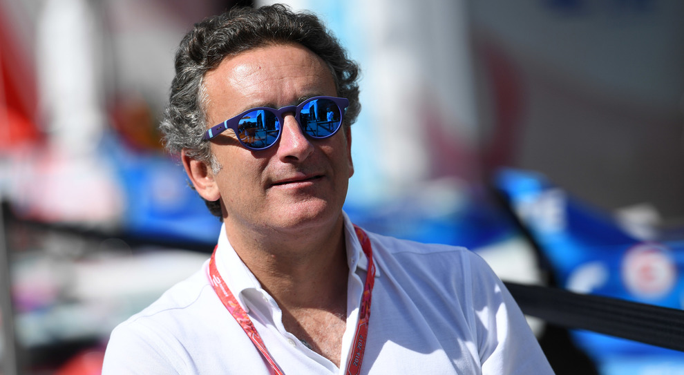 Alejandro Agag, presidente e ceo Formula E