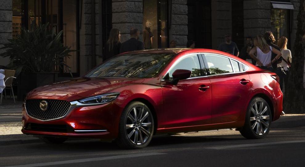 La nuova Mazda 6