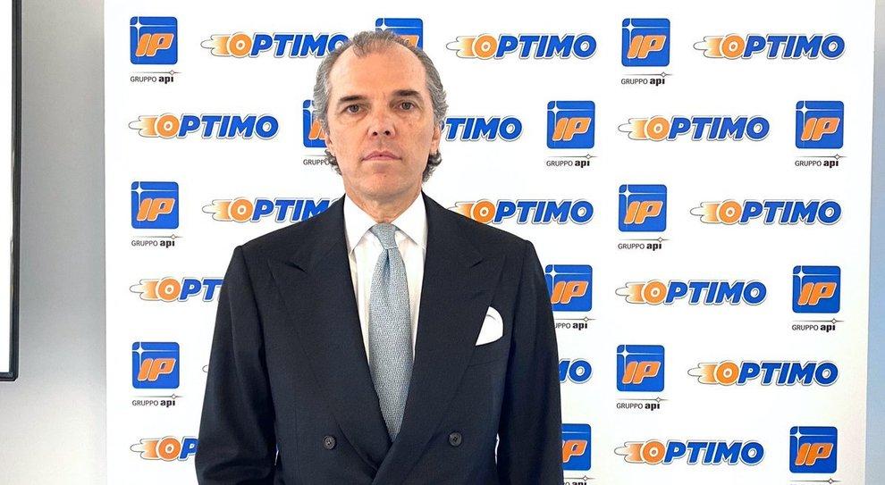 il presidente di Ip, Ugo Brachetti Peretti