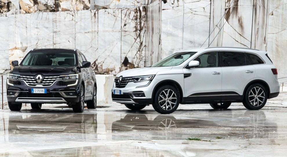 La nuova Renault Koleos