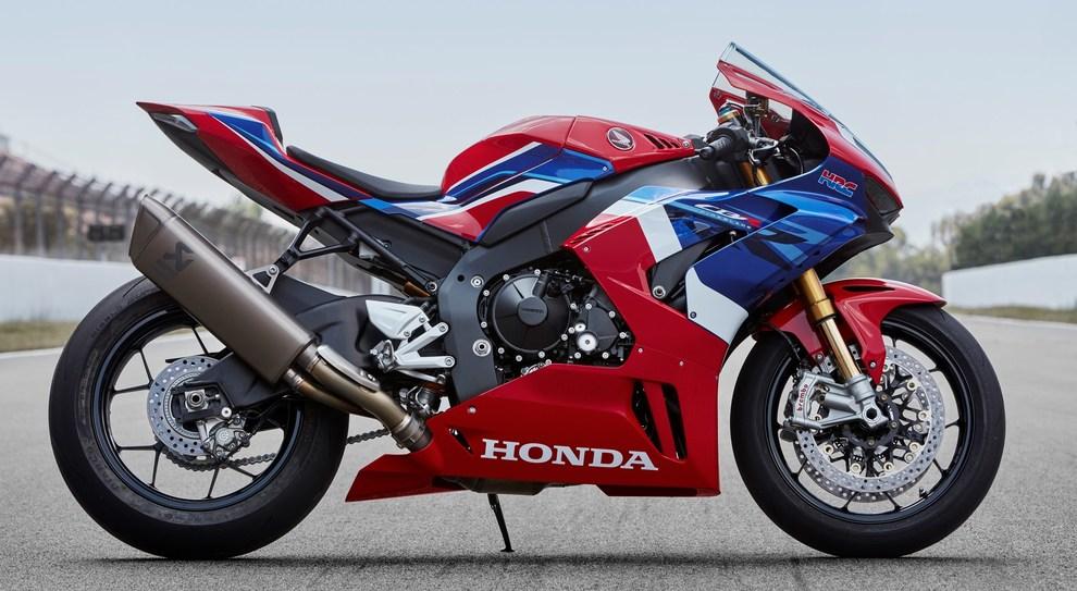 La nuova Honda CBR1000RR-R Fireblade SP