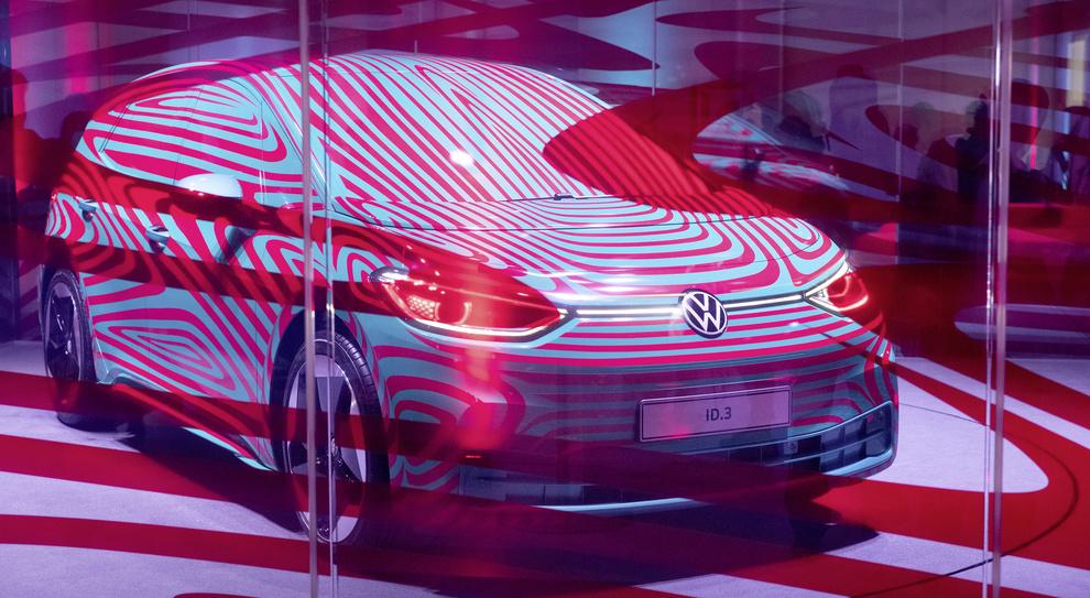 La Volkswagen ID.3 è una delle vetture più attese a Francoforte