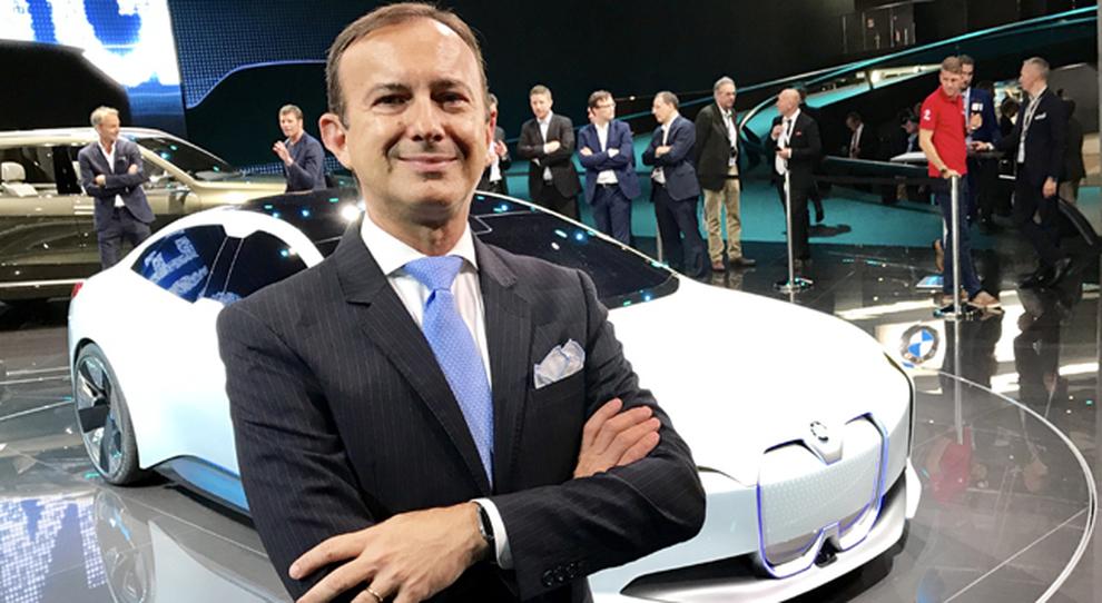 Sergio Solero, presidente e amministratore delegato di Bmw Group Italia