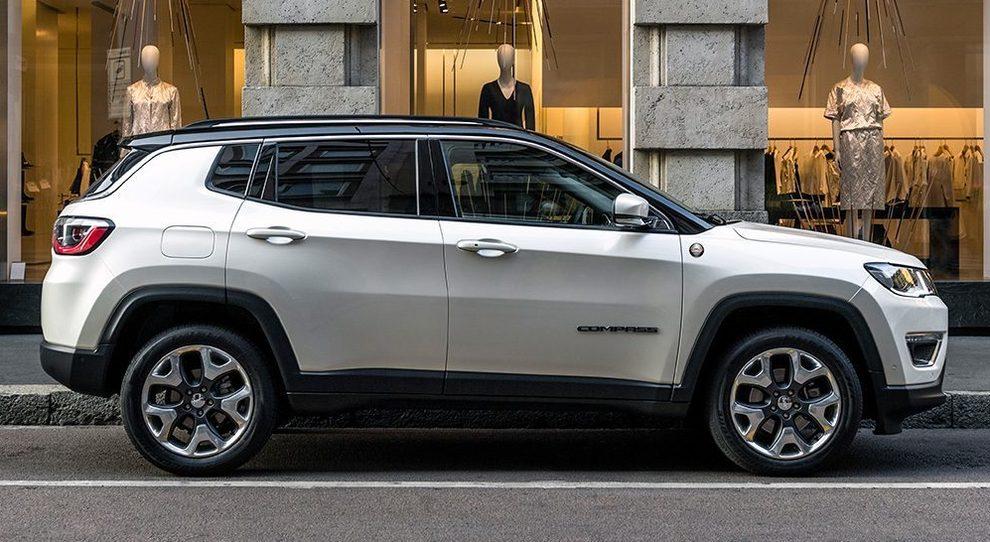 La nuova Compass ha contribuito notevolmente agli ottimi risultati di Jeep