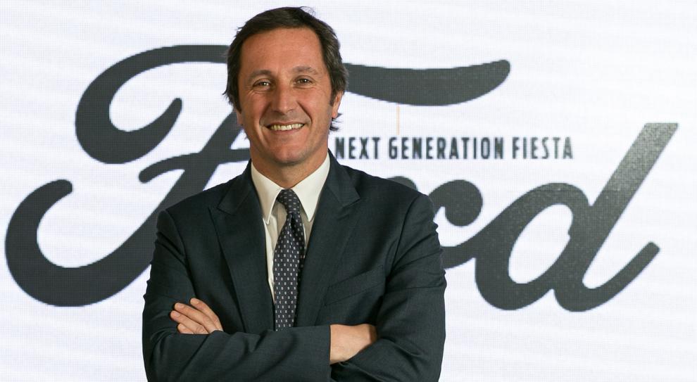 Fabrizio Faltoni, Presidente e Amministratore Delegato di Ford Italia