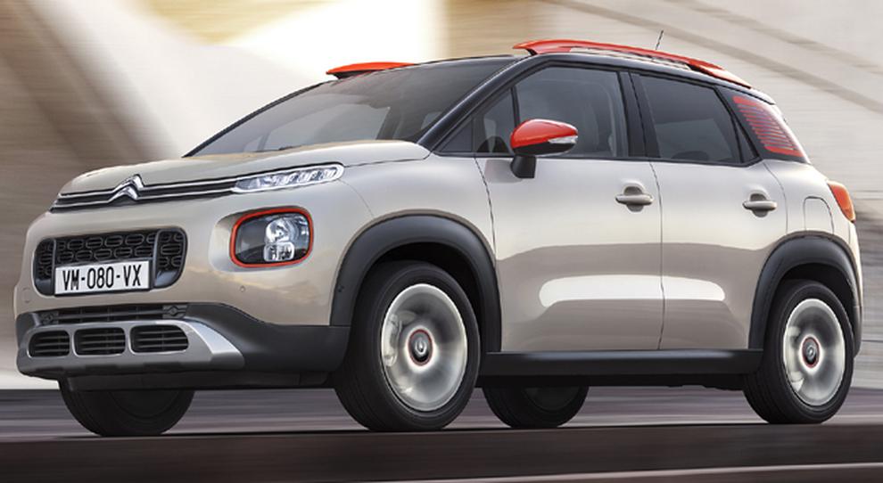Il nuovo Citroën C3 Aircross