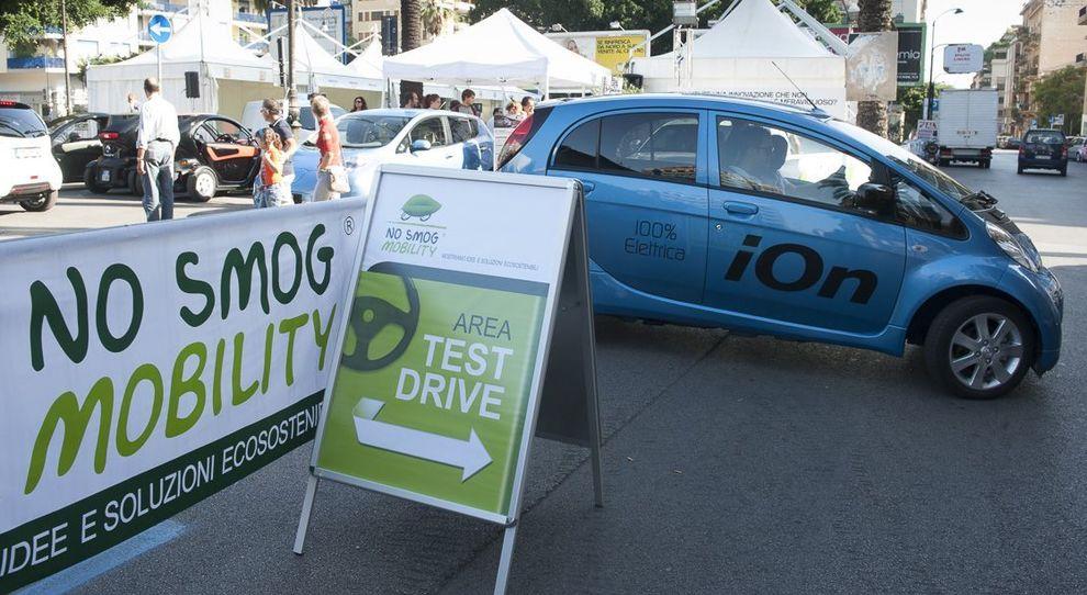 Auto ecologiche in prova al No Smog Mobility