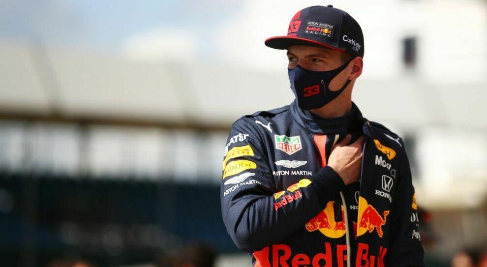 Max Verstappen ad un soffio dalla vittoria a Silverstone