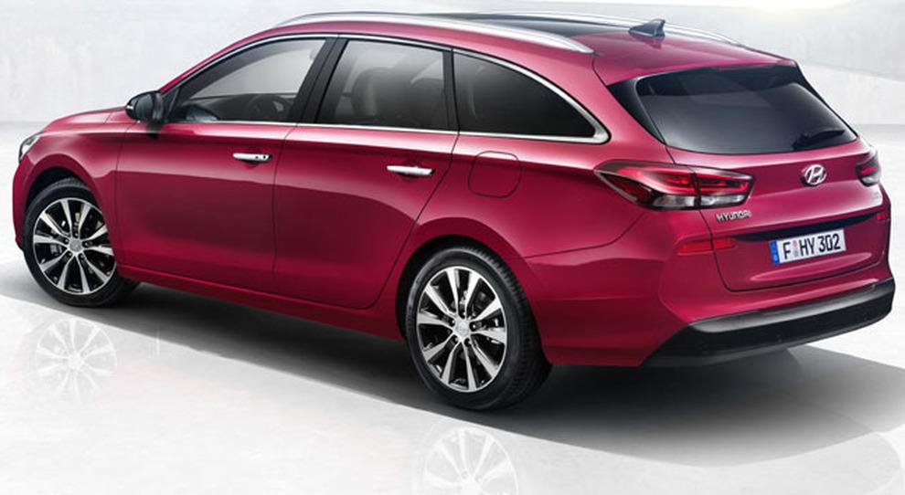 La Hyundai i30 al debutto al salone di Ginevra