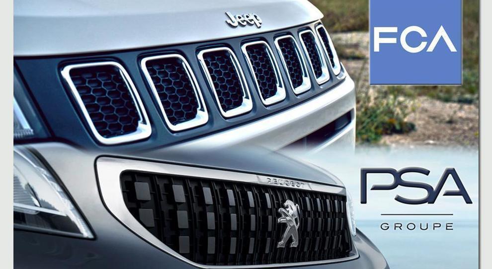 Fca-Peugeot, sì alla fusione: nasce il quarto costruttore del mondo. «Presto il nuovo nome»