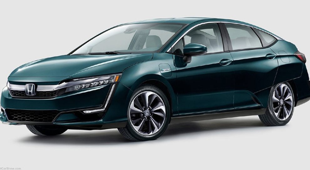 La Honda Clarity ibrida plug in