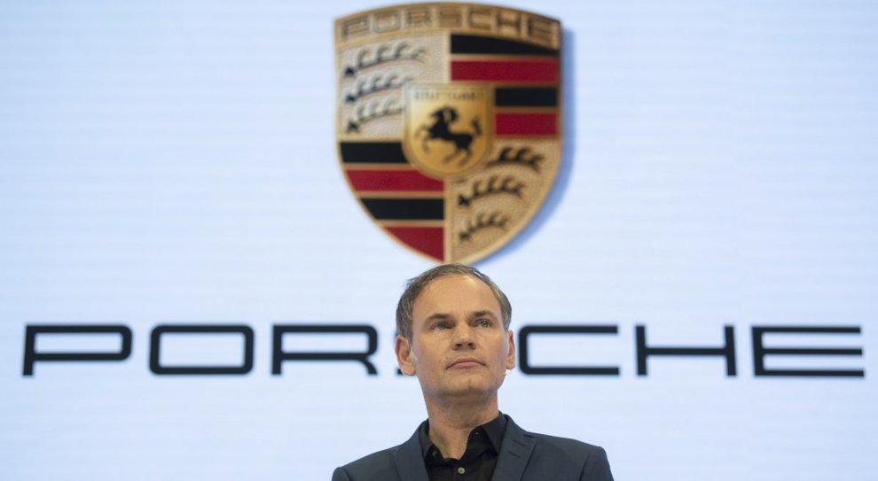 Oliver Blume CEO di Porsche AG