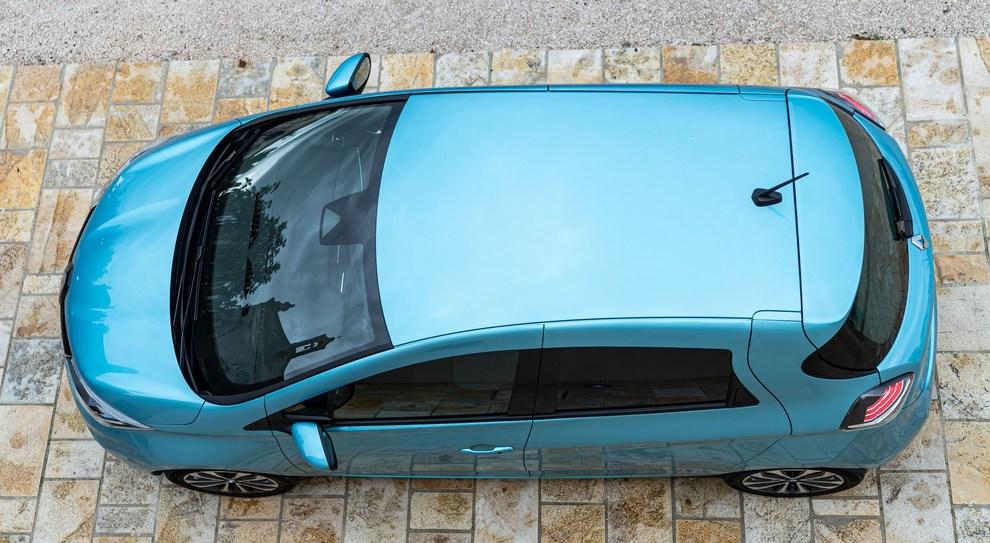 La nuova Renault Zoe