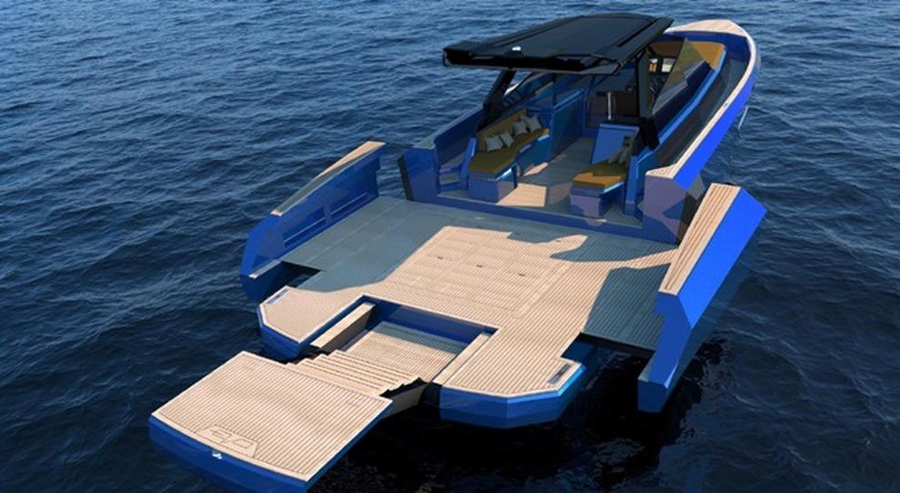 L'originale EVO Yacht WA