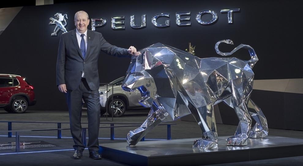 Jean-Philippe Imparato, dg di Peugeot