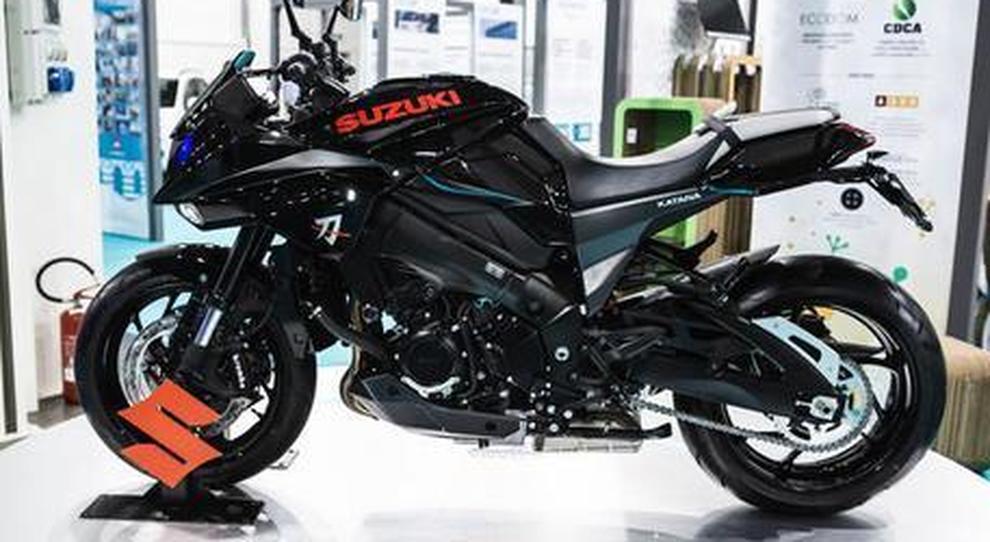 La Suzuki Katana