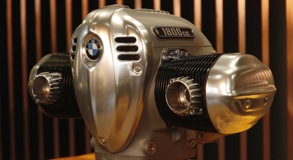 Il motore bicilindrico Bmw da 1.800 cc chiamato Big Boxer