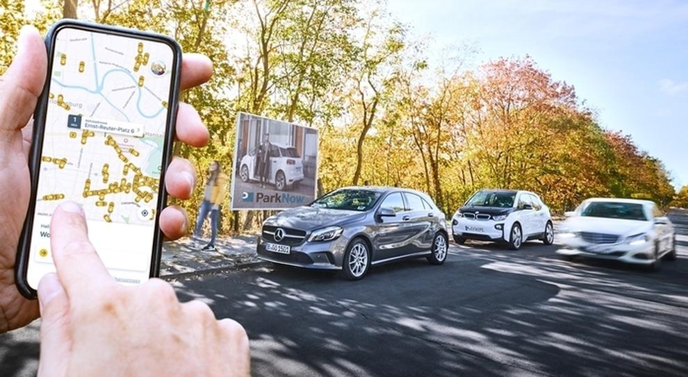 Le vetture condivise di BMW e Mercedes