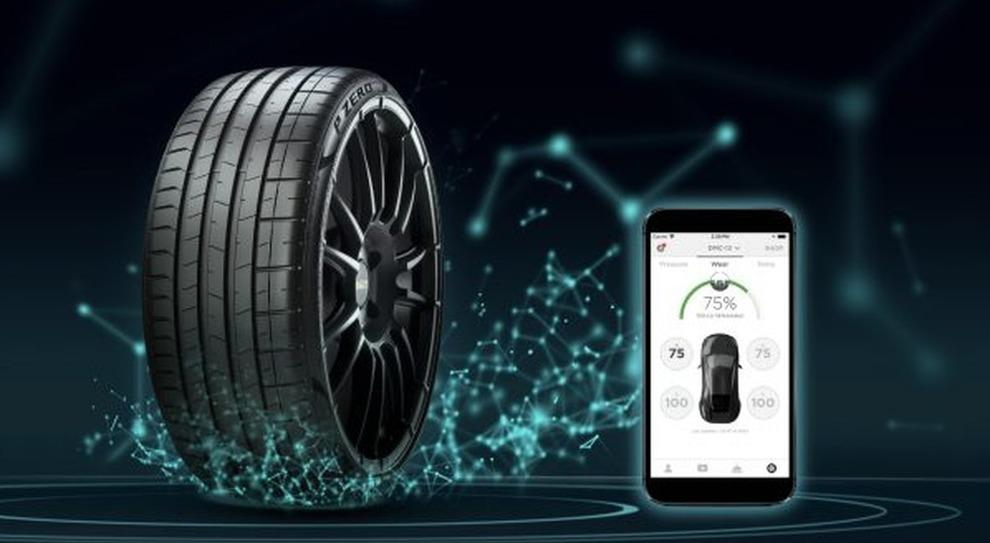 Pirelli. Il futuro degli pneumatici è fatto di sensori e rete 5G