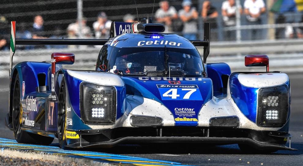 La Dallara Cetilar di Villorba Corse alla 24 Ore di Le Mans 2018
