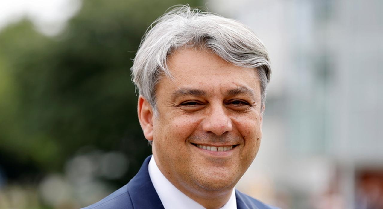 Luca De Meo, presidente e amministratore delegato del Gruppo Renault