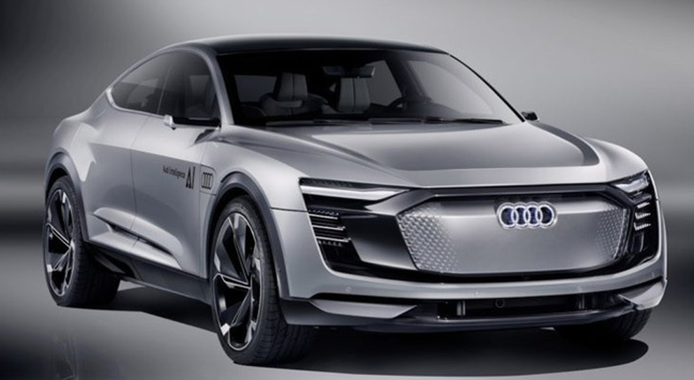La Audi Elaine concept