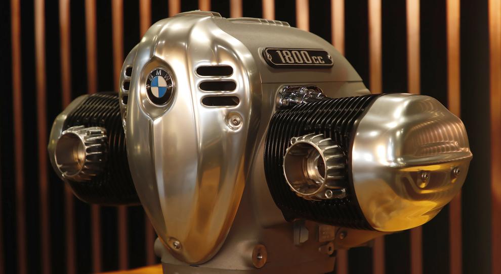 Il Big Boxer di BMW, il motore boxer più grande di sempre