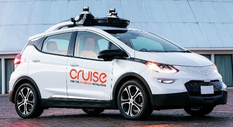 Alleanza GM-Honda su auto autonome. Casa giapponese investe 2,75 mld in Cruise