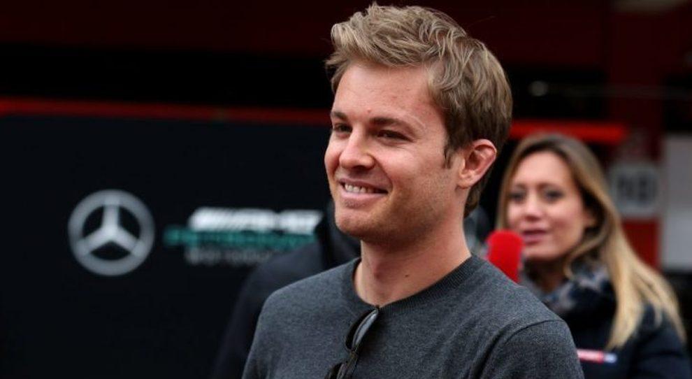 L'ex campione di F1 Nico Rosberg