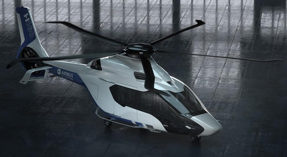 Un elicottero Airbus