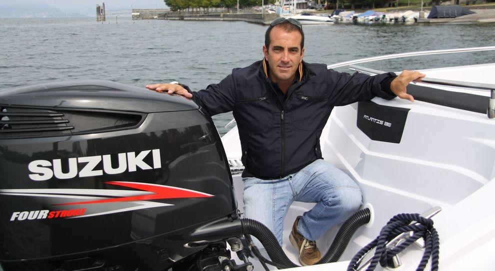 Paolo Ilariuzzi, direttore commerciale di Suzuki Marine