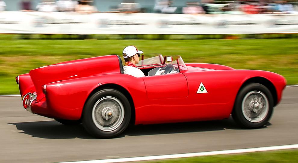 L'Alfa Romeo 750 competizione protagonista a Automotoretrò 2019