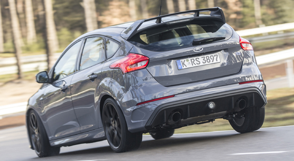 La Ford Focus RS
