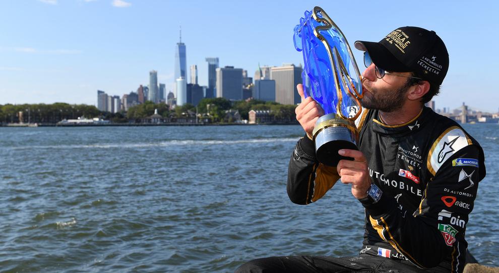 Jean-Eric Vergne, due volte campione della Formula E