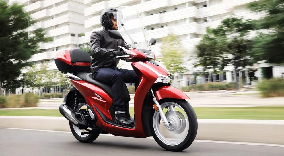 Il nuovo Honda Sh 125i