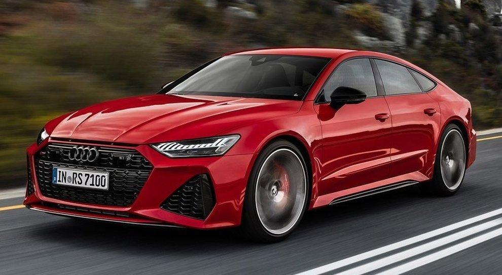 La Audi RS7 Sportback