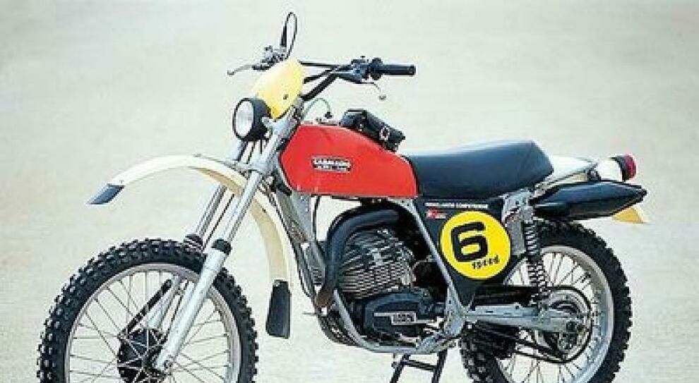 Il mitico Caballero degli anni '70 della Fantic Motor