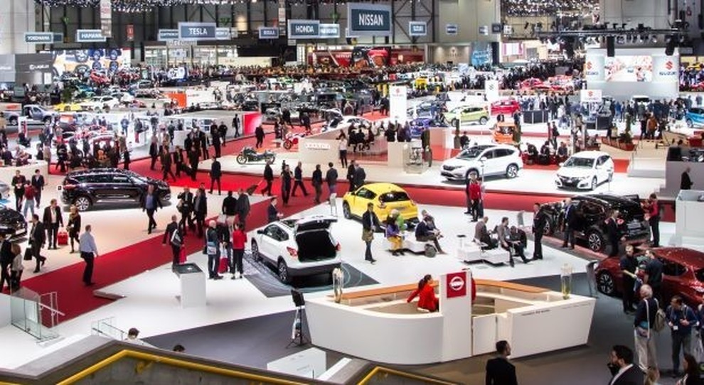 Una panoramica della scorsa edizione del salone di Ginevra