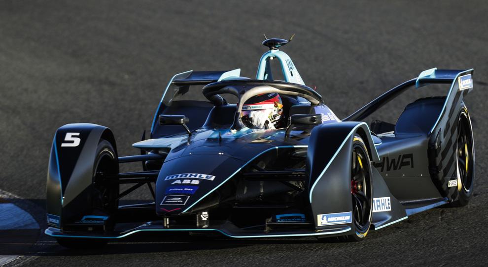 La HWA di Vandoorne per il campionato di Formula E 2018/2019