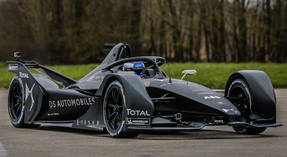 la DS di Formula E della prossima stagione