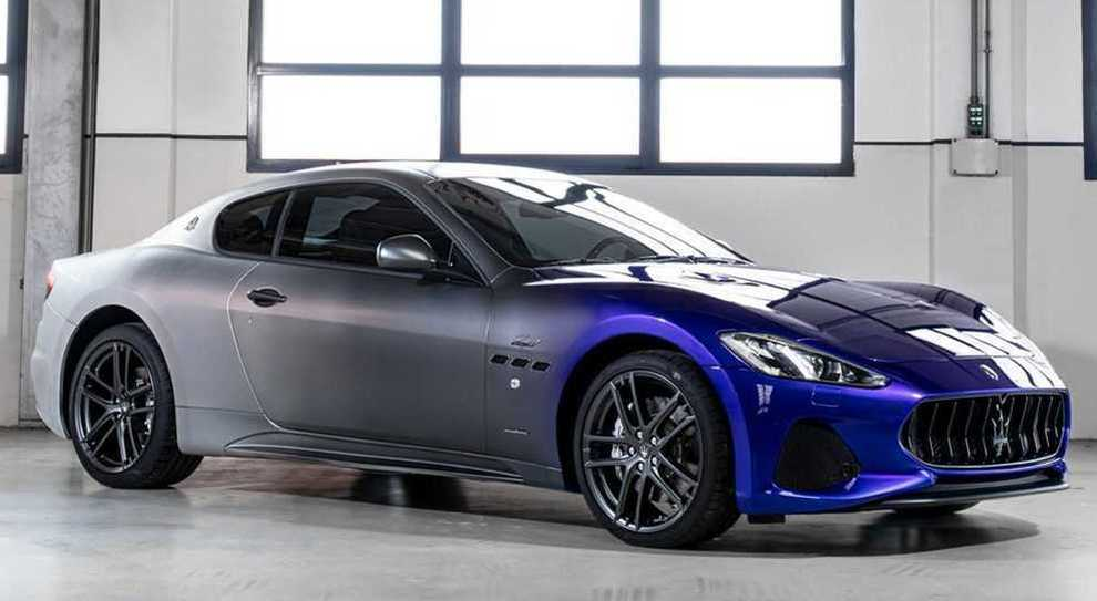 La Maserati Zedà