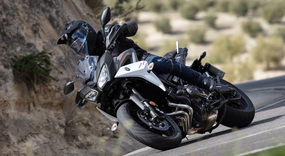 La nuova Yamaha Tracer 900