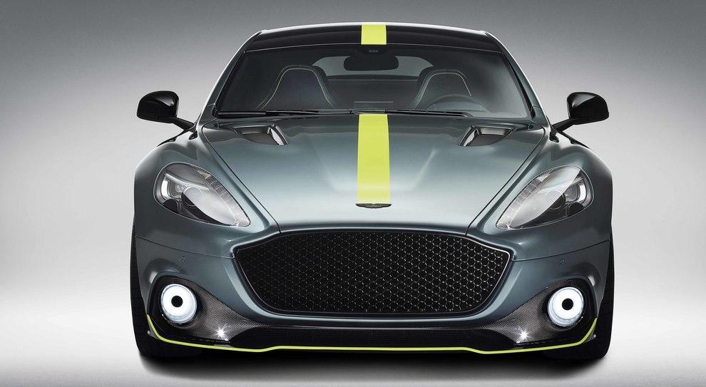 La Aston Martin Rapide AMR